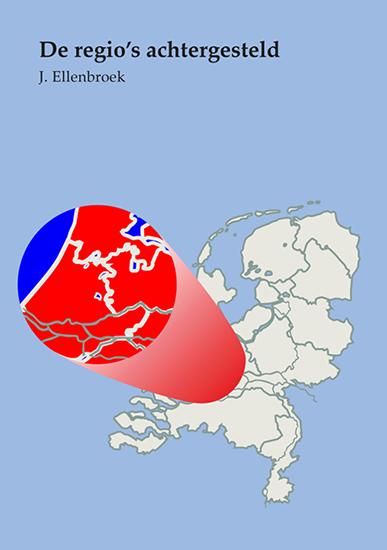 De regio's achtergesteld