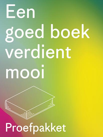 Een goed boek verdient mooi – Proefpakket