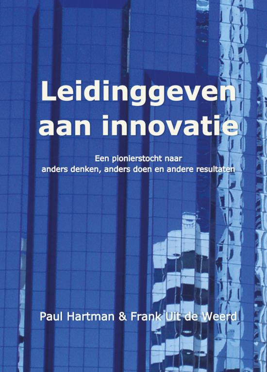 Leidinggeven aan innovatie