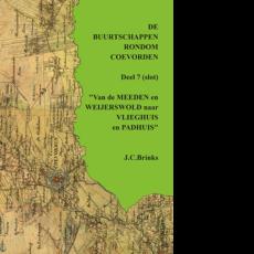 De buurtschappen rondom Coevorden - Deel 7 (slot) J.C. Brinks