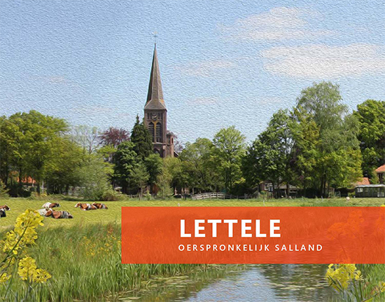 Lettele, Oerspronkelijk Salland