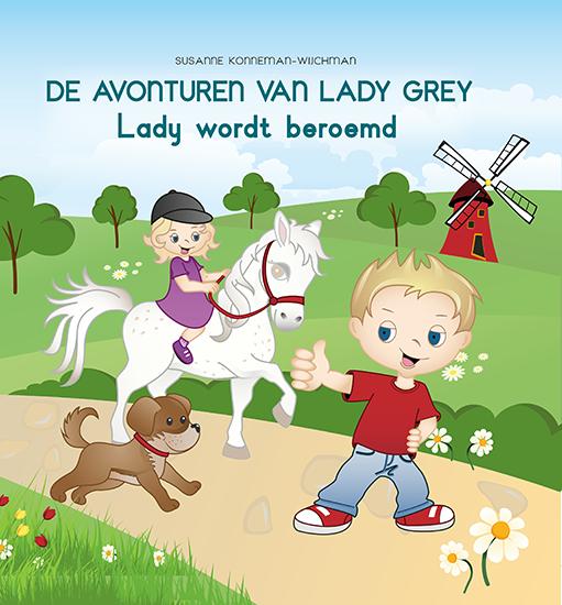 De avonturen van Lady Grey – Lady wordt beroemd