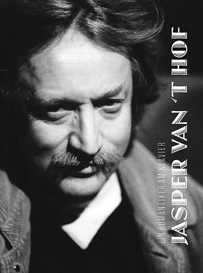 Biographie Jasper van 't Hof (duitstalig)