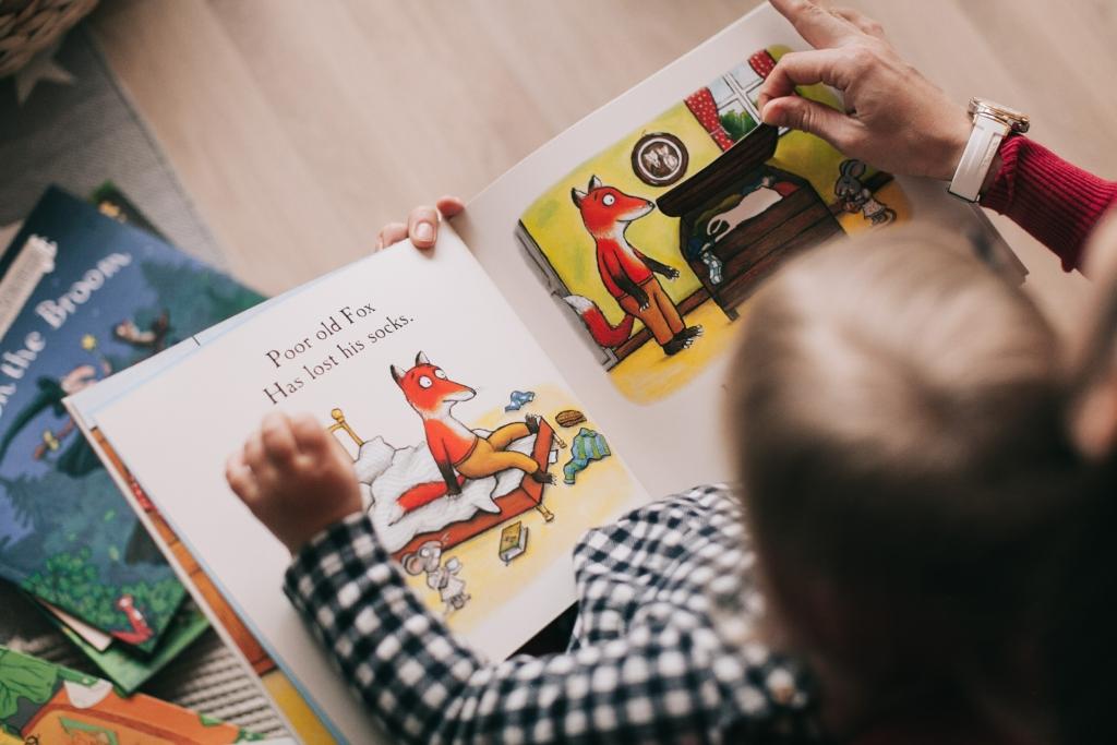 Kinderboek maken