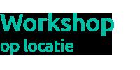Workshop op locatie - BoekenGilde