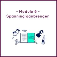 Module 8 - Spanning aanbrengen