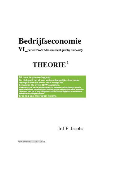 Bedrijfseconomie VI_Period Profit Measurement quickly and easily