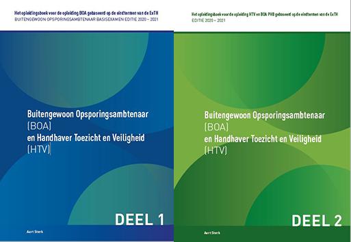 Buitengewoon Opsporingsambtenaar (BOA) en Handhaver Toezicht en Veiligheid (HTV) – Bundel