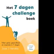 Het 7 dagen challenge boek