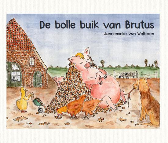 De bolle buik van Brutus