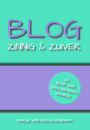 BLOG Zinnig & Zuiver
