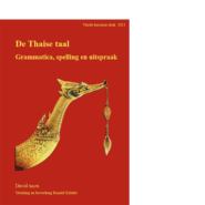 De Thaise taal
